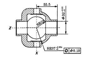 图1球阀壳体剖面图.png